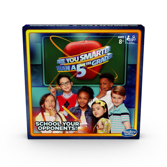 Are You Smarter Than A 5th Grader? Toy Melissa and Doug