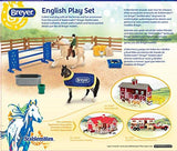 English Play Set Toy Breyer