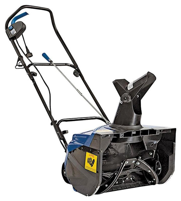 Snow Joe SJ620 Snow Thrower, 650 lb/min Plowing, 18 in W Cleaning Snow Toys orgill