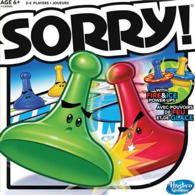 Sorry Game Toy Melissa and Doug
