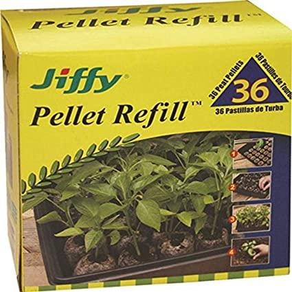 Jiffy Pellet Refill Lawn and Garden Jiffy