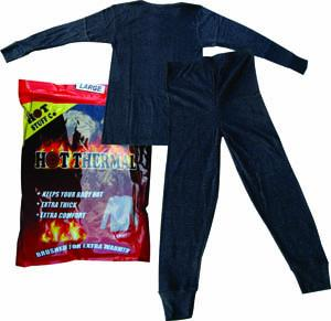Thermal Underpants Continental Sports Inc. Small