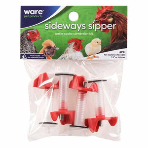 Sideways Sipper - Cooler Conversion Kit Poultrywaterer Kane Vet Supplies