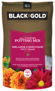28.3L Black Gold All-Purpose Potting Mix