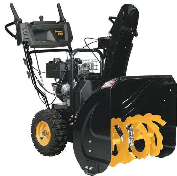 POULANPRO PR240 Snow Thrower, 0.71 gal Fuel Tank Snow Toys orgill