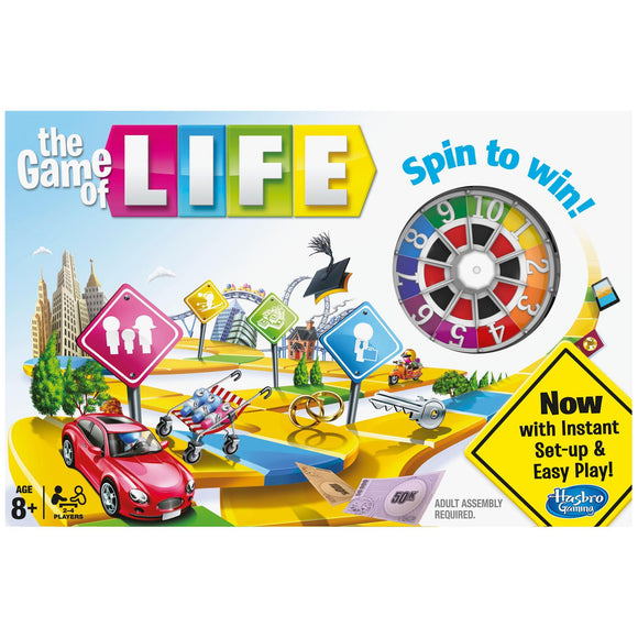The Game Of Life Toy Melissa and Doug