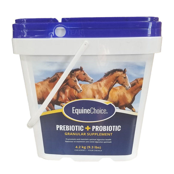 Equine Choice Probiotic Granular horse Supplies Equine Choice