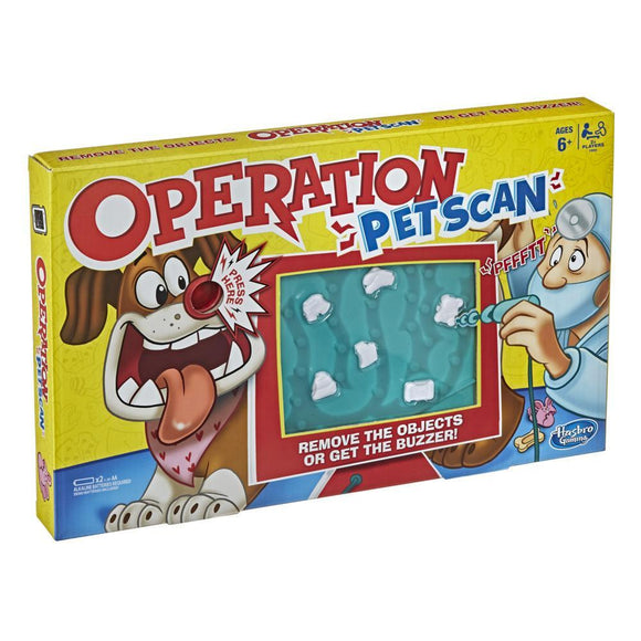 Operation Pet Scan Toy Melissa and Doug