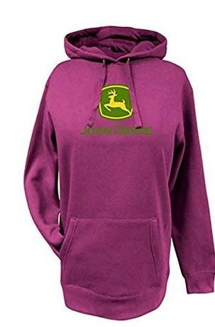Pink John Deere Sweater John Deere Clothing John Deere Clothing M