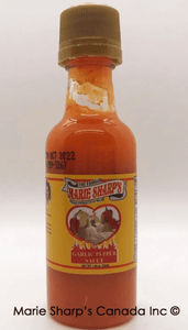 Marie Sharp's Garlic Habanero Pepper Sauce Hot Sauce Marie Sharp's Canada Inc. 50 ml