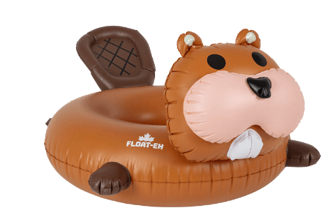 Float Eh Beaver Float Pool Floatie Float Eh