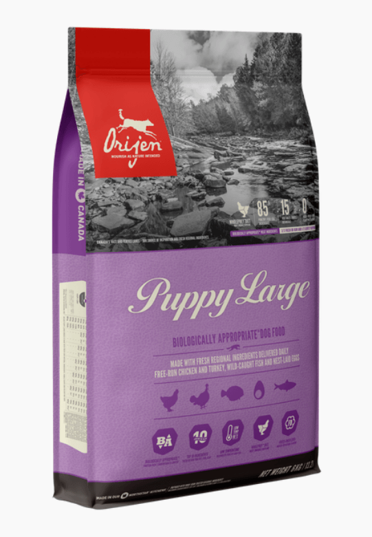 Orijen Puppy Large Dry Dog Food Dog Food Champion Pet Foods 6kg