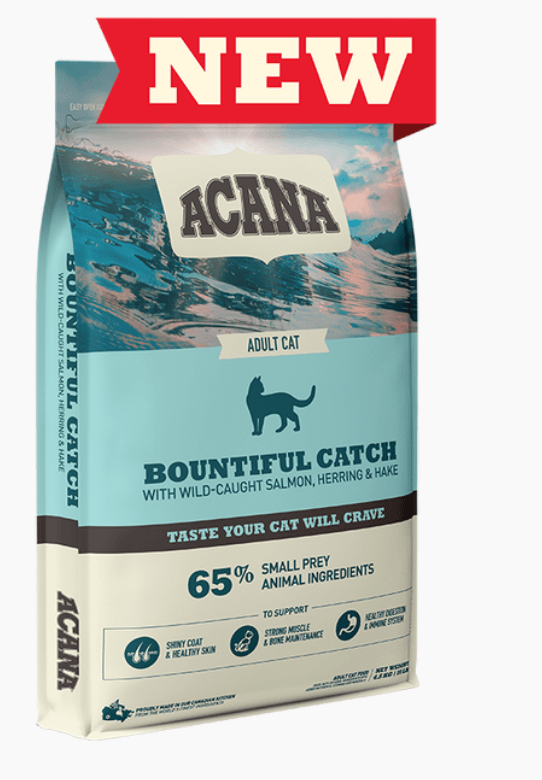 Acana Cat - Bountiful Catch Dry Cat Food Cat Food Champion Pet Foods 1.8kg