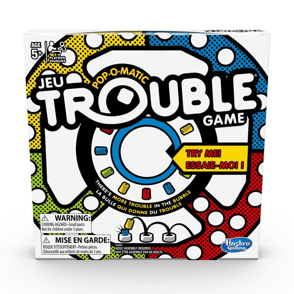 Trouble Game Toy Melissa and Doug