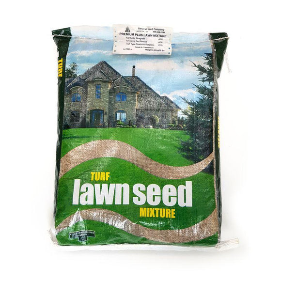Premium Plus Lawn Seed 10lbs Lawn and Garden General Seed Company
