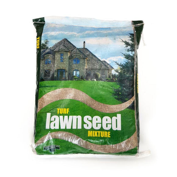 Turf Lawn Seed Mixture - Estate (50lb) Lawn and Garden General Seed Company