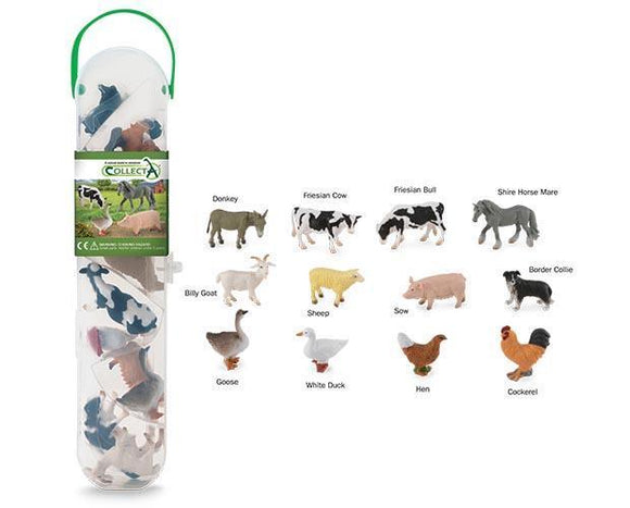 Farm Animal Box Set Toy Breyer