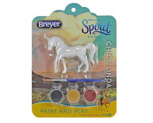 Paint and Play Chica Linda Toy Breyer