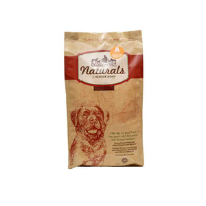 Senior Formula 35lb Dog Food Country Vet Naturals