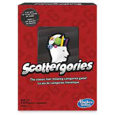 Scattergories Toy Melissa and Doug