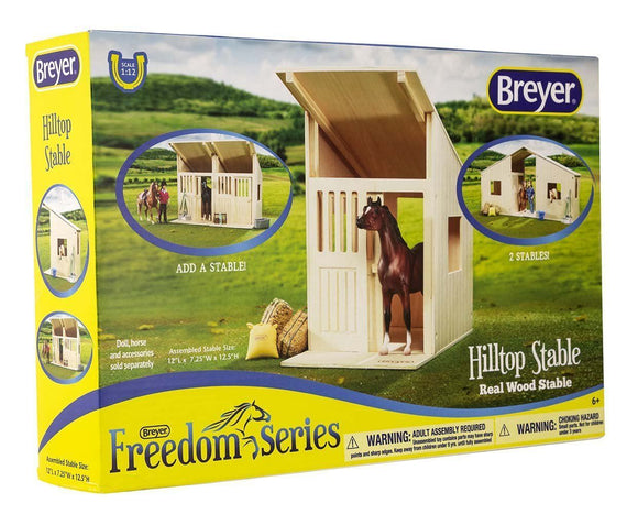 Hilltop Stable Toy Breyer