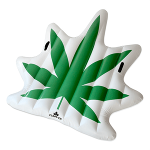 Cannabis Leaf Pool Floatie Pool Floatie Kakabeka Depot Express