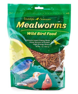 Wildlife Sciences Mealworms KB Depot Express