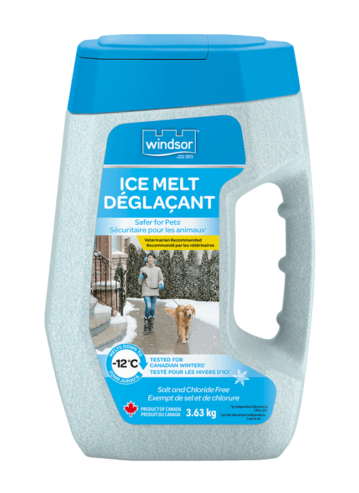 Ice Melt - Safe for Pets KB Depot Express