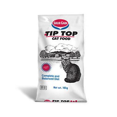 TIP TOP CAT FOOD 16KG KB Depot Express