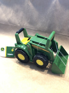"John Deere tractor Mini ""big scoop"" KB Depot Express"
