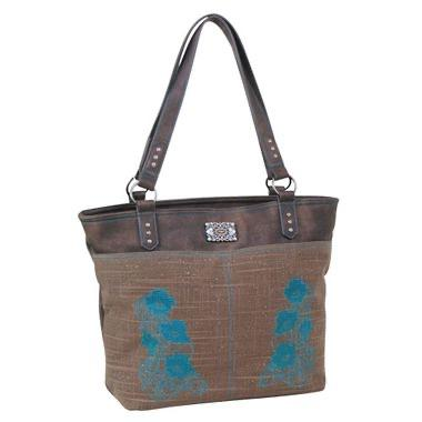 Way West Arazonia Tote purse Trenditions