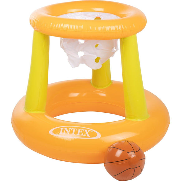 Intex Floating Hoops Swimming Pool Basketball Game Pool Floatie Intex