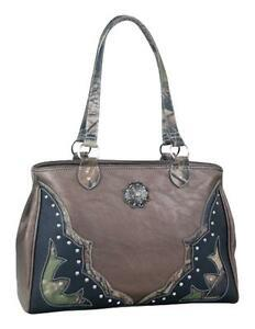 Way West MALORIE Satchel Purse Trenditions
