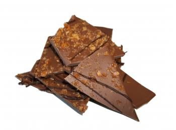 Milk Chocolate Toffee Bark Chocolate Chocolate Cow