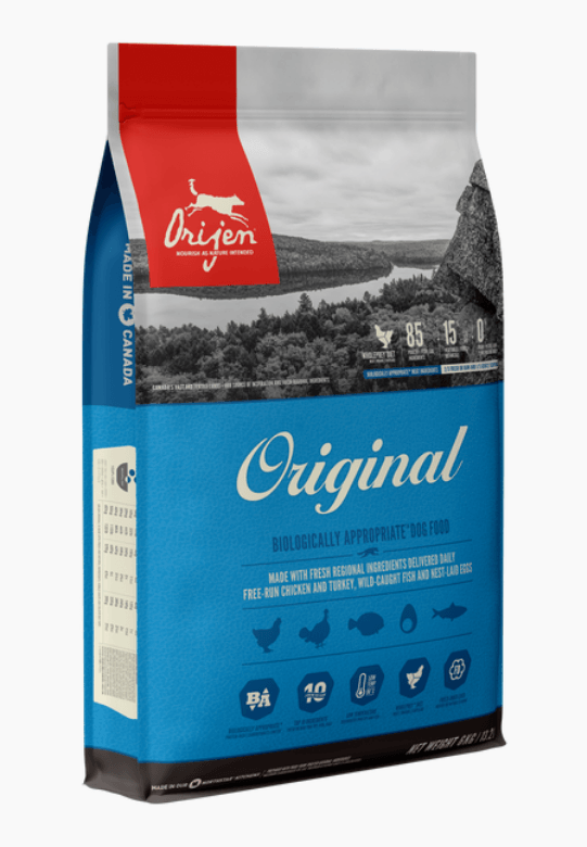 Orijen Original Dry Dog Food Dog Food Champion Pet Foods 2kg