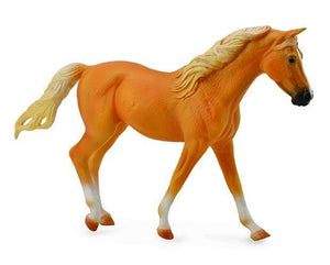 Missouri Fox Trotter Mare - Palmino Toy Breyer