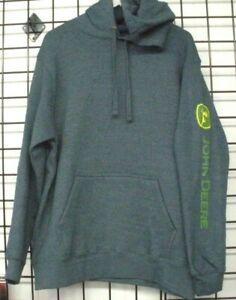 John Deere Navy Blue Sweater John Deere Clothing John Deere Clothing