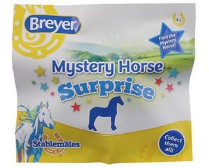 Mystery Horse Surprise Toy Breyer