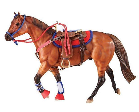 Western Riding Set Toy Breyer