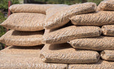 Wood Pellets Softwood 40lb Bag Wood Pellets BioPower