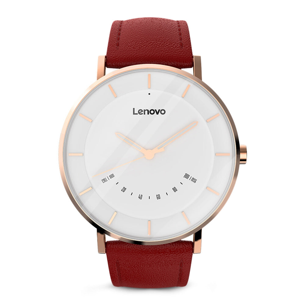 Lenovo Watch S Smartwatch 5ATM Waterproof Rate Sports Modes Sleep Monitoring