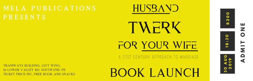 Book Launch Ticket: Husband Twerk For Your Wife