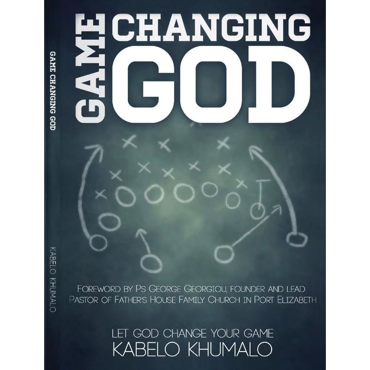 Game Changing God - Books