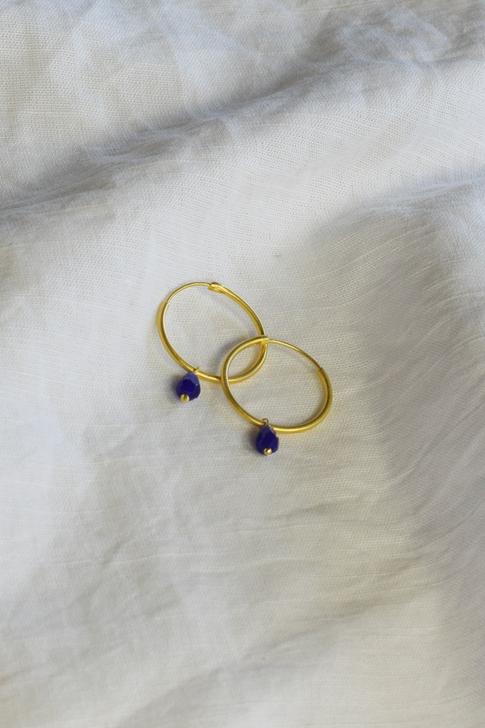 By Bar Bella Earring Blue