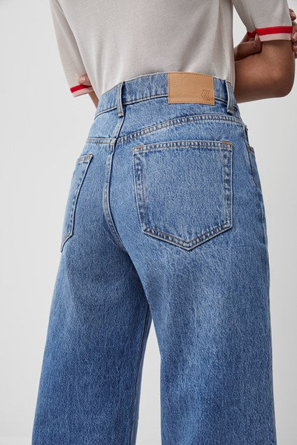 FCUK Piper Cropped Denim