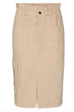 Co Couture Rayna Cargo Skirt