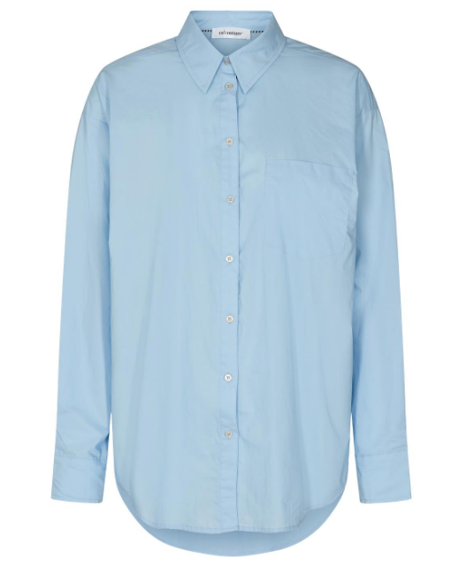 Co Couture Coriolis Shirt Blue