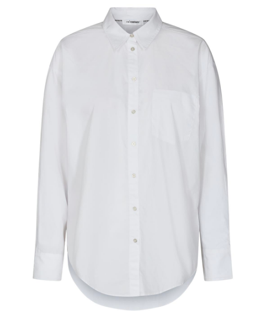 Co Couture Coriolis Shirt White