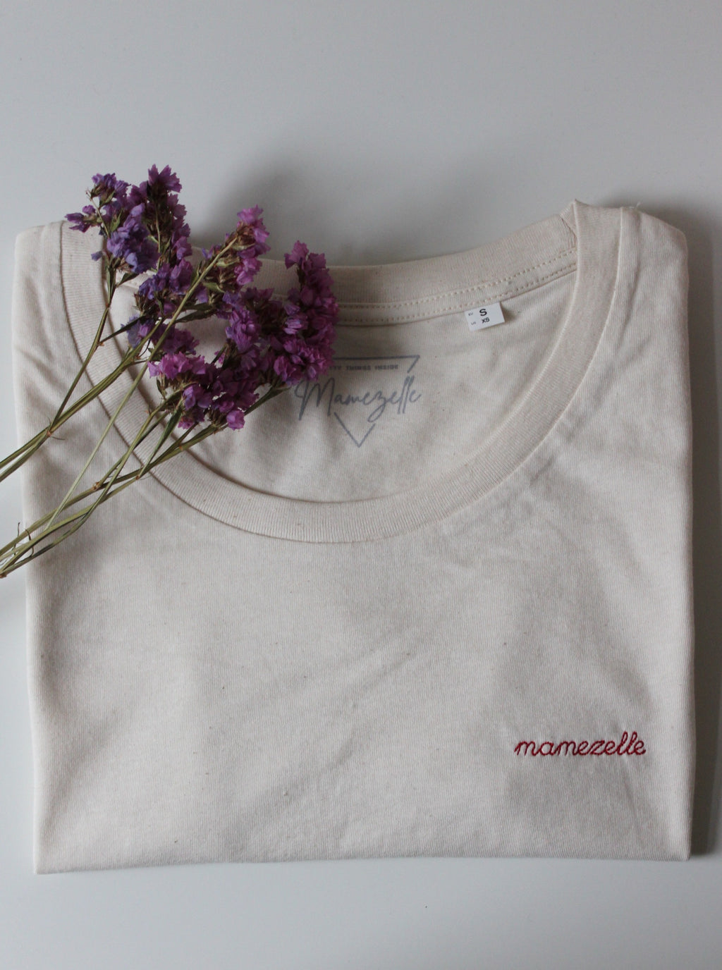 Mamezelle T-shirt Off White