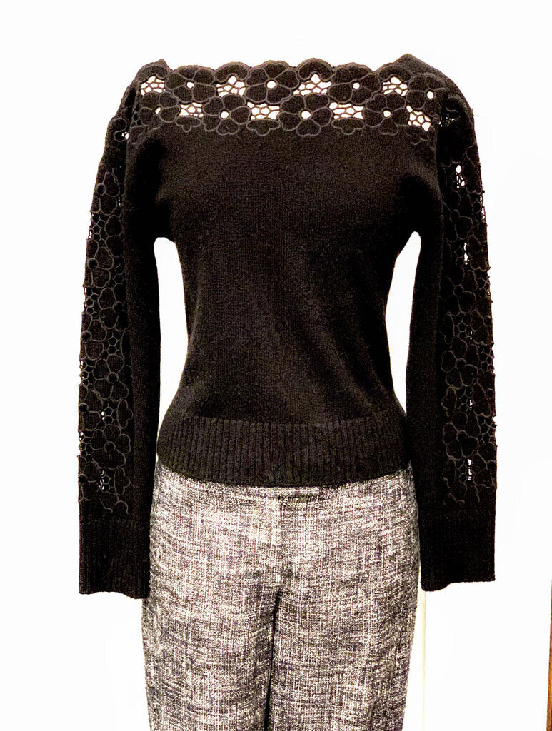 RACHEL COMEY SWEATER, MSRP $495SZ S